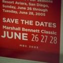 <b>MBC 2005</b> - Save the date