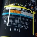 <b>MBC 2010</b> - Inside Spread 'Chicago Map'