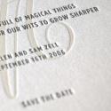 <b>Magical Party 2006</b> - Invitation