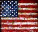 AMERICAN FLAG 13x19 #6